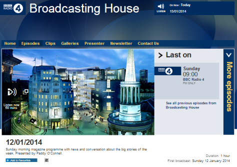 Broadcasting House 12 1