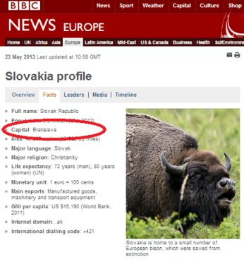 Slovakia profile