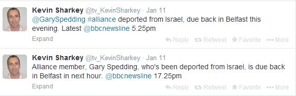 BBC Northern Ireland amplifies inaccurate claims of anti-Israel activist