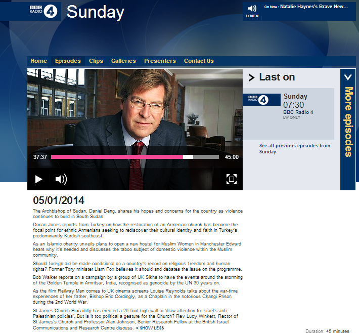 BBC Radio 4 enables anti-Israel fest whitewash