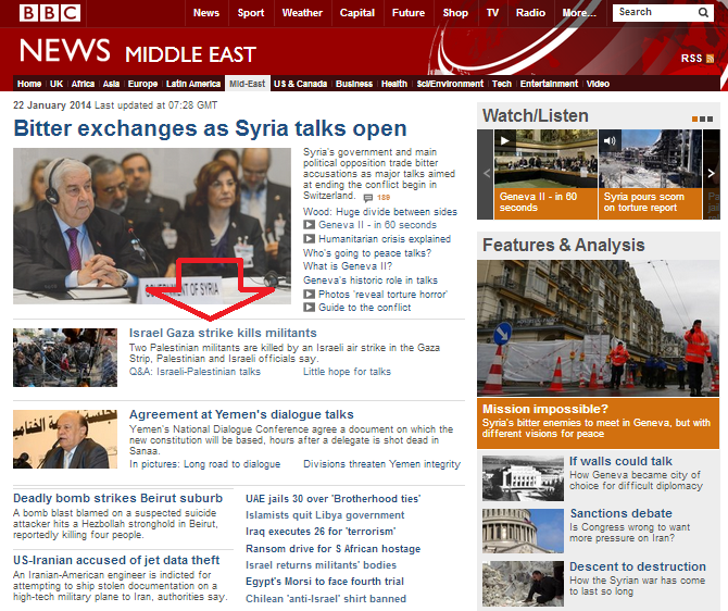 BBC's selective, context-free reporting from the Gaza Strip continues