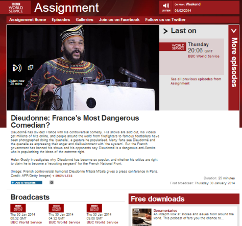 Assignment BBC WS