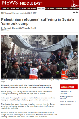 Knell Yarmouk article
