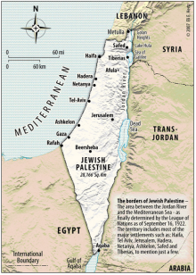 Mandate for the Jewish National Home