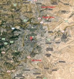 map Jlem HH PZ NY