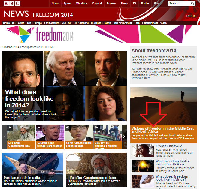 The BBC, freedom and fencing