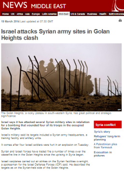 Golan incident response report