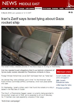 KlosC Zarif tweet art bbc