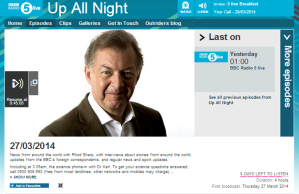 BBC's Knell amplifies PA narrative, mainstreams BDS on late-night BBC Radio 5