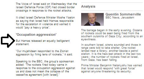 Weds BBC art hamas statement