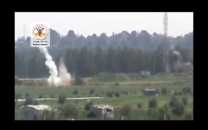Weds missile attacks PIJ vid frm 11 3