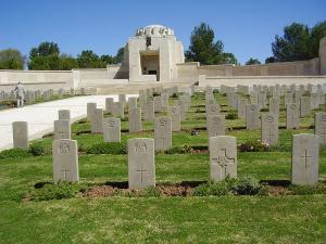 British cemetery Jerusalem