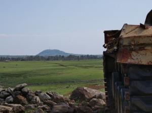 Tel Fares from Ramtaniya