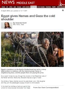 Knell GAza FOOC