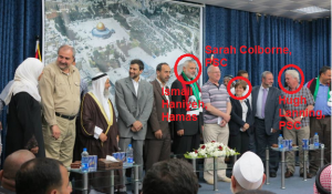 PSC and Hamas