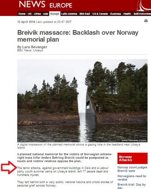 Terror Norway