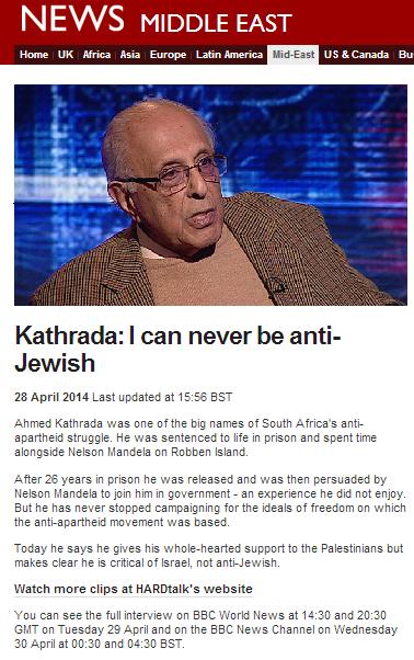Kathrada Hardtalk