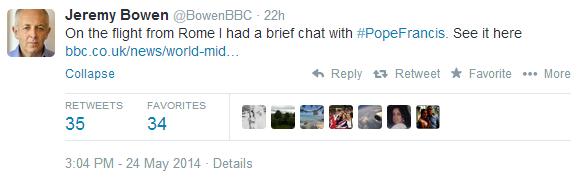 May 24 Bowen tweet plane 1
