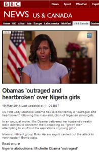 Michelle Obama video