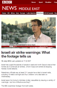 Documenting the BBC contribution to political warfare against Israel