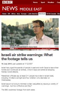 BBC Hagai Elad B'Tselem