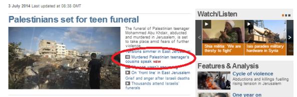 BBC Radio 4's 'Today' programme broadcasts 3 minute anti-Israel diatribe