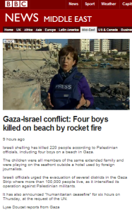 Doucet Gaza report 16 7