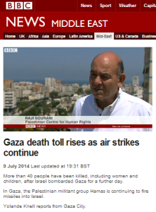 Revisiting the BBC's source of 2014 Gaza casualty data