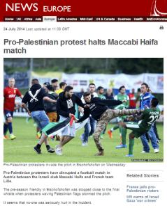 Maccabi Haifa art