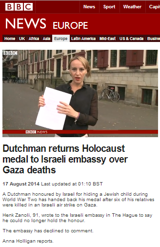 Anna Holligan | BBC Watch