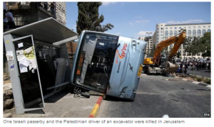 Multiple accuracy failures in BBC reporting on two Jerusalem terror attacks