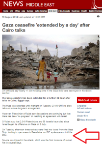 Hamas denies firing missiles: BBC reports. Hamas claims missile fire: BBC silent