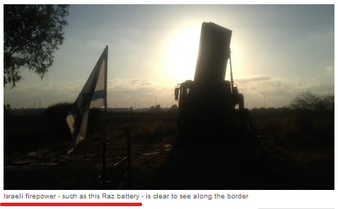 BBC inaccurately labels Israeli missile warning system as weapon