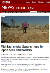 BBC's Guerin expunges Hamas and its terrorism from the story of Gaza