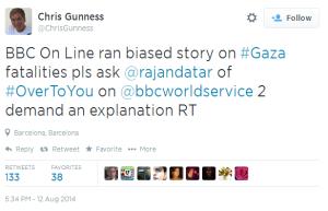 Gunness tweet 5 34