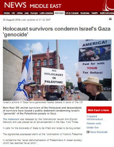 Holocaust survivors story header