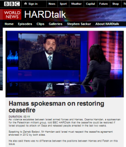 Hardtalk Osama Hamdan