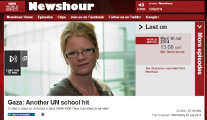 Newshour 30 7