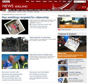 Website England