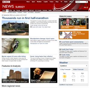 Website Surrey