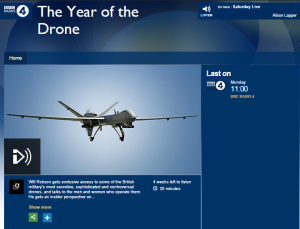 BBC Radio 4 programme on UAVs lacks transparency and adherence to editorial guidelines