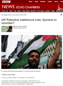In which BBC News helps an MP's falsehood on its way to becoming an accepted 'fact'