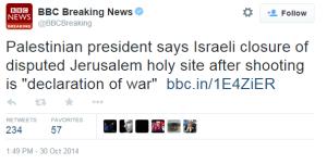 Glick BBC tweet 2 declaration
