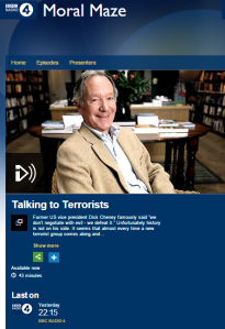 BBC Radio 4's 'Moral Maze' does ISIS, 'Zionist terrorists' and 'demonised' Hamas
