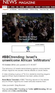 Trending African migrants 1