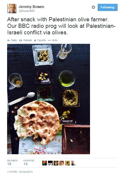 Tweet Bowen olives 2
