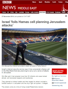 "BBC WS promotes Hamas claim of ""normal right"" to carry out terror attacks"