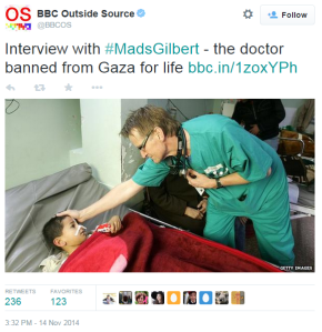 BBC's favourite Norwegian doctor given multiple platforms for medical agitprop