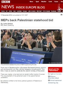 European Parl vote