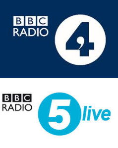 BBC Trust launches public consultation on R4, R5 live and more